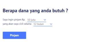 Pinjam Uang 10 Juta tanpa Jaminan Ajukan di Danakita.com