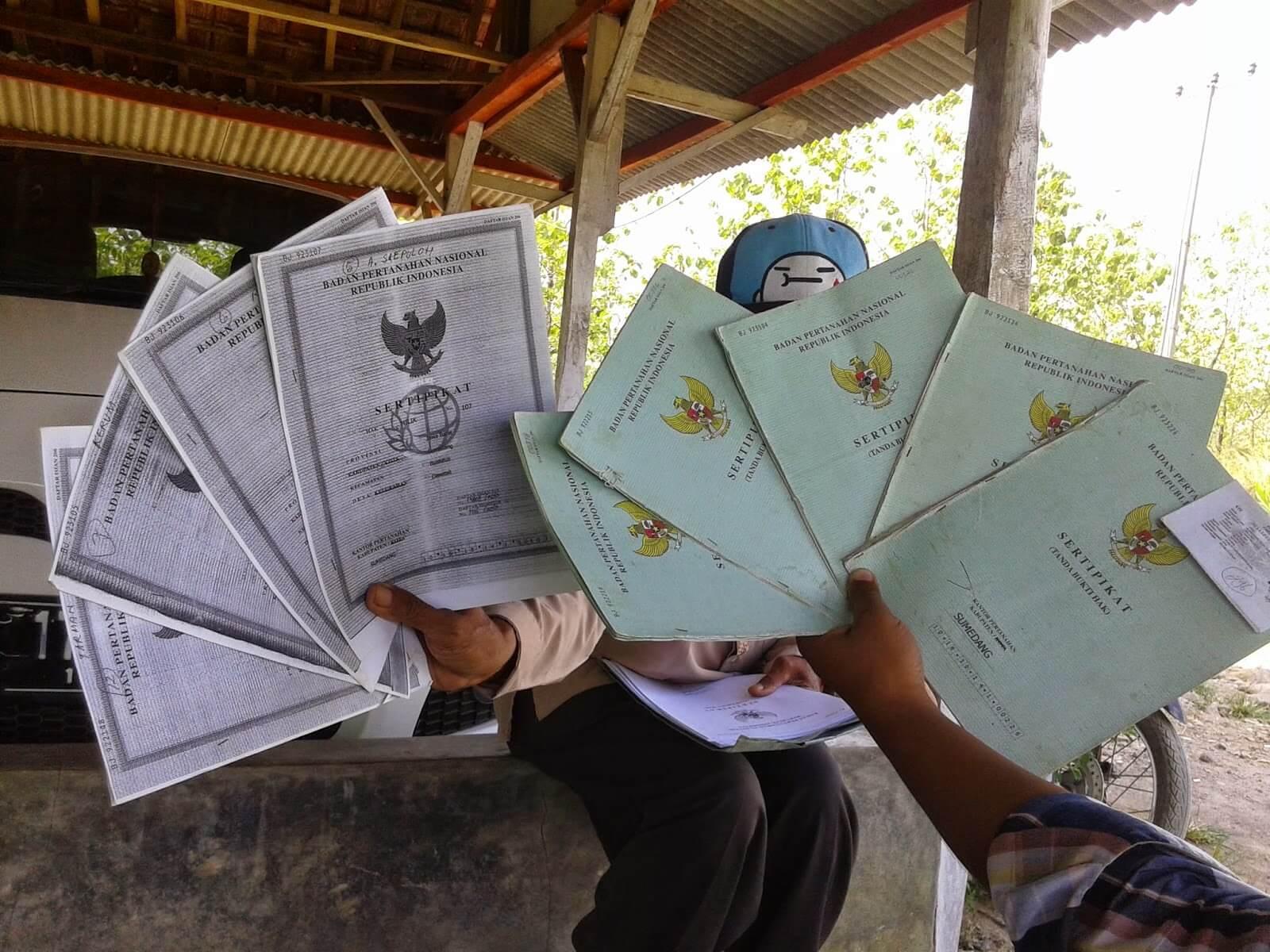 Solusi Gadai Sertifikat Tanah Tanpa Survay ,Kenali Apa Saja Resikonya