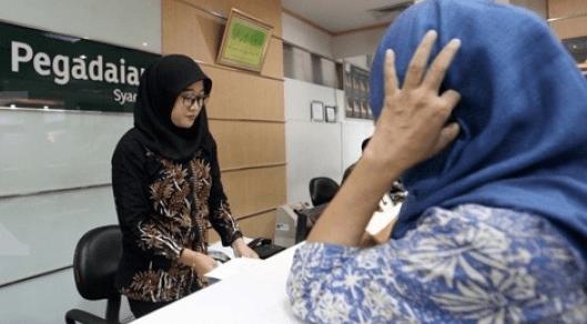 Update Tabel Pinjaman Angsuran Pegadaian Syariah